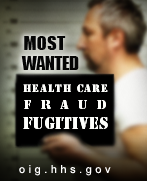 OIG Most Wanted Fugitives