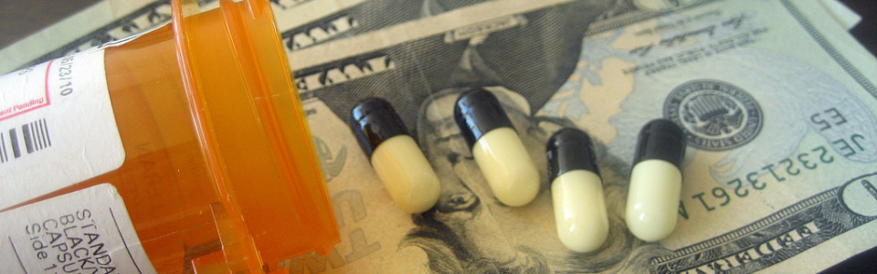 Drugs by Images Money